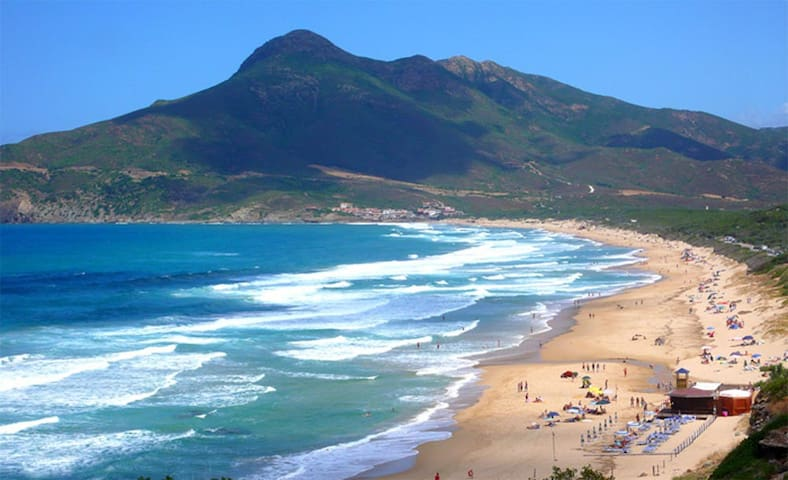 Monolocale Sanna Nino e Lisa in Costa Verde