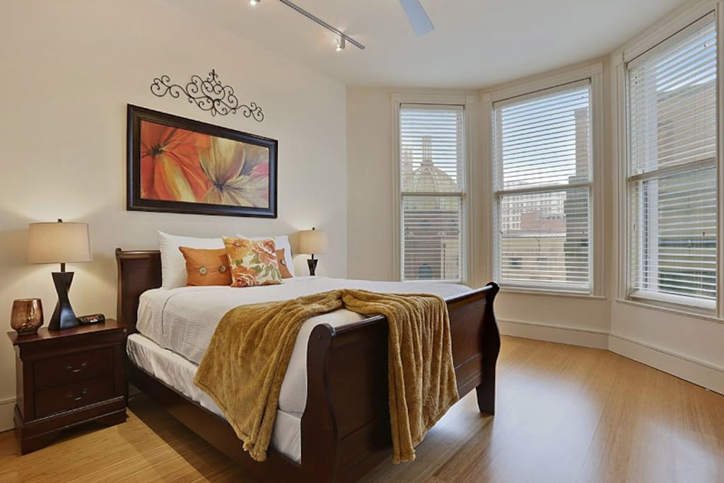 Bedroom at The Maritime by Stay Alfred