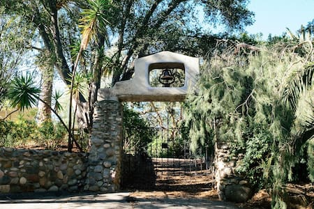Topanga Canyon Garden Retreat - Σπίτι