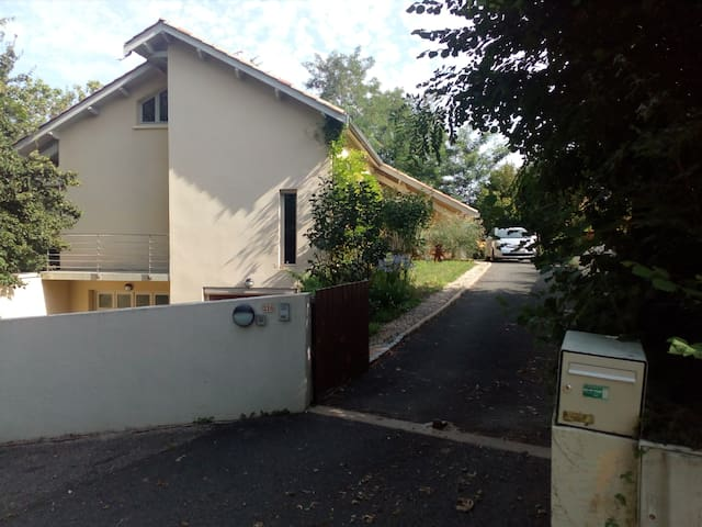 Halte reposante Lyon - Beaujolais - Val de Saône