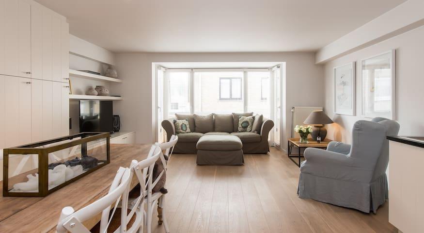20. Knus  appartement met  zijdelings zeezicht