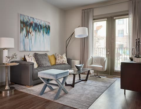 Clean apt just for you | Studio in Charlotte