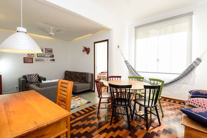 NASCIMENTO SILVA TOP APARTMENT