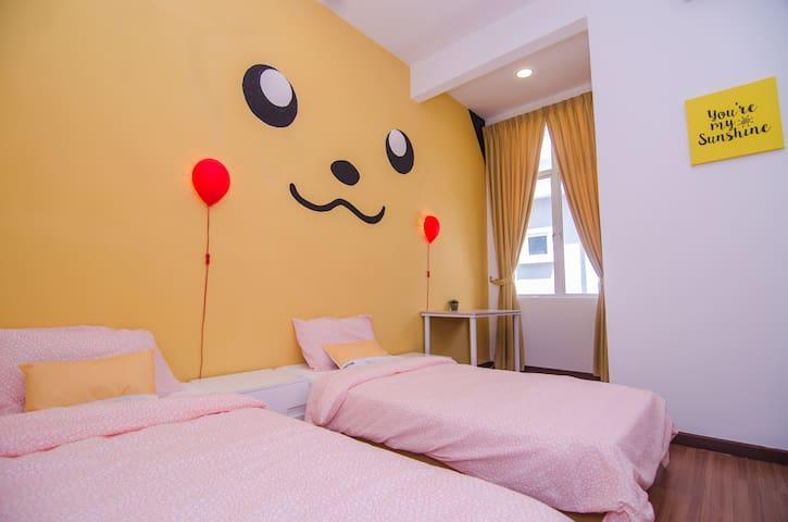Pika Room