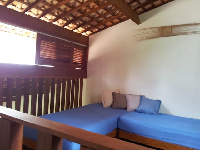 Casas Patacho - Casa Arraia Pintada, a beira mar - Alagoas - Dom