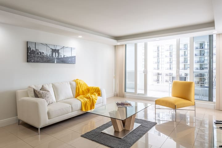 Spacious One Bedroom Centrally Located
