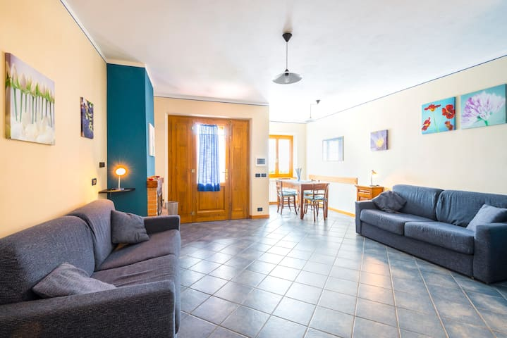 Spazioso monolocale con giardino - Cutigliano - Apartment