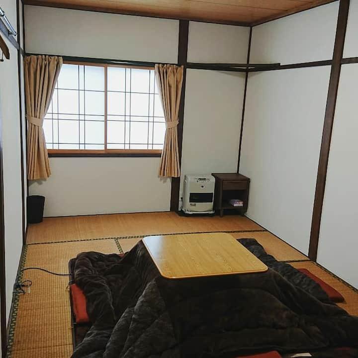 Hotspring lodge fujimi room#2 hakusyuu