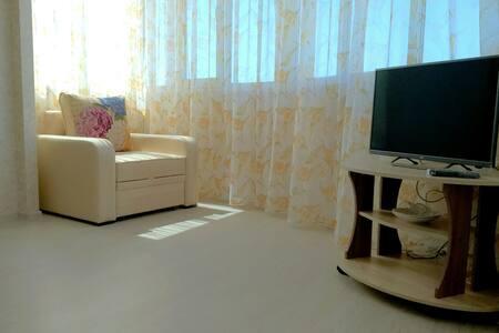 Newly-built 2-room apartment by sea - Divnomorskoye - Haus