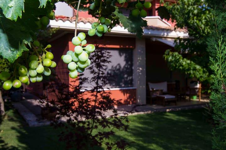 Casa Navarrete ideal familias.7minutos de Logroño - Navarrete