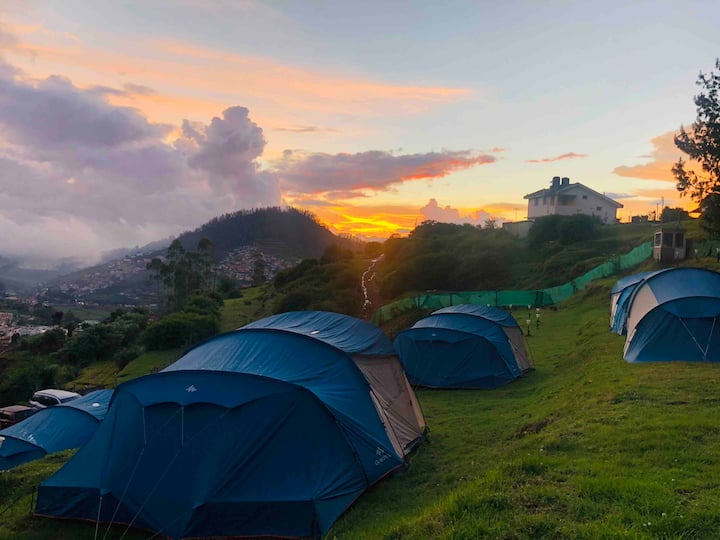 Camping in Ooty  Camp. Play. Bond.