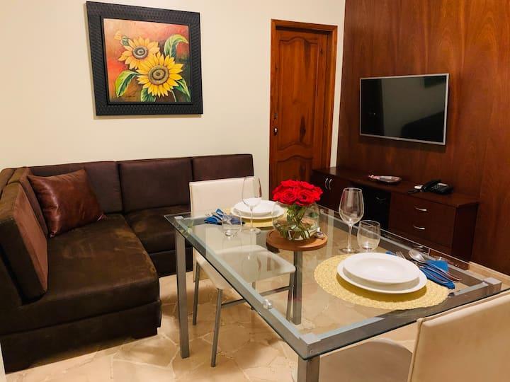 San Francisco Apart Hotel / Suite Ejecutiva