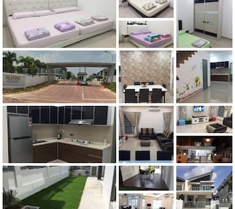 Modern & Comfortable Homestay - Johor Bahru  - Ev
