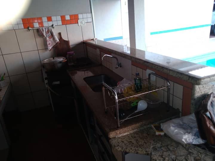 Pequena casa em Mococa