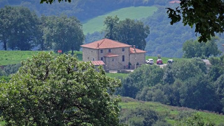 Casona Rural en el Valle de Soba (San Martin)