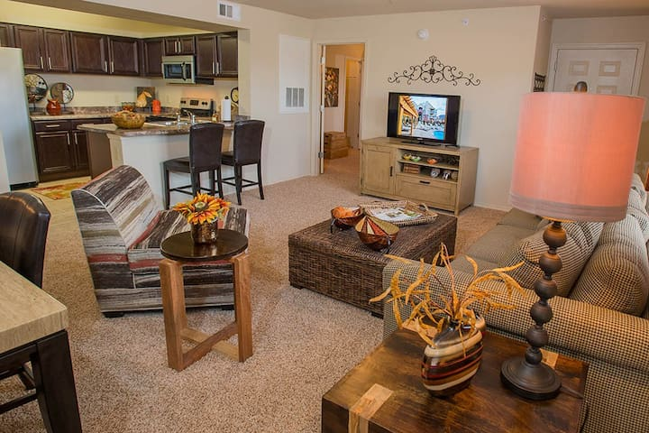Tranquil 1br in Desirable Luxury Community