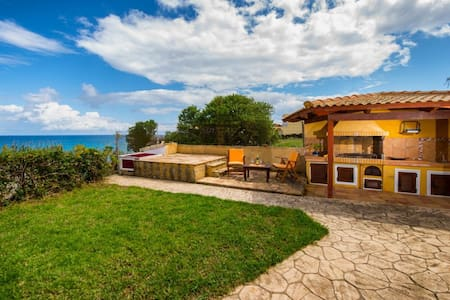 Galini 4-Bedroom Sea View Villa - Zakinthos - Villa
