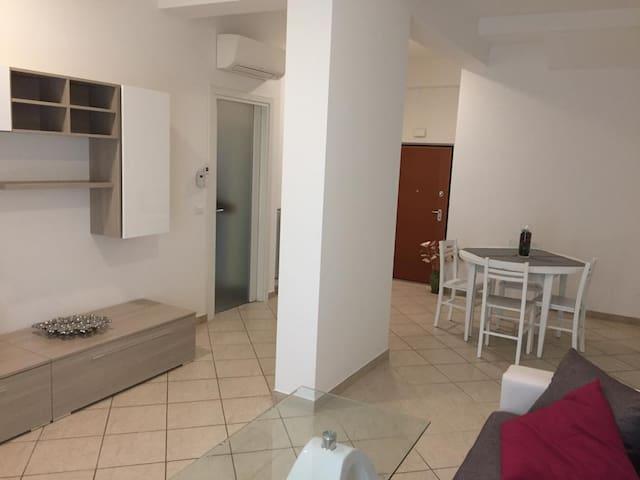 Appartamento nuovo zona centrale