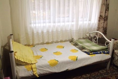 Rahat ve tertemiz en ideal yer - Ankara - Apartament