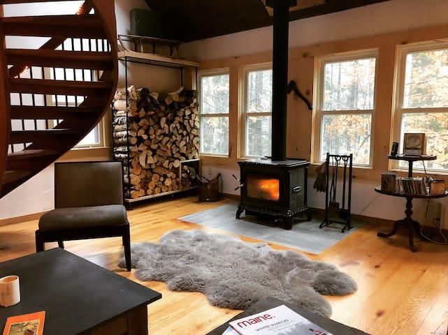 Cozy Cabin close to Sugarloaf Mountain