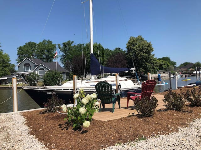 Adventure & Discover on our SailBoat & Marina