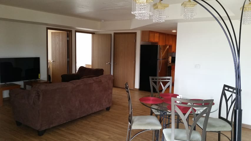 Amazing 3 BR Apt. Close to U of I - 2nd Floor - Champaign - Pis