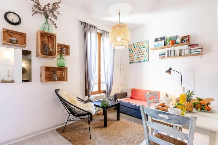 Le Pistou - Nice apartment near Vieux Port