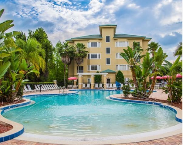 Silver Lake Resort - Kissimmee - Timeshare (propriedade compartilhada)