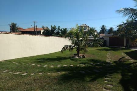 Ótima casa c2  equipada praia Gravatá  Saquarema