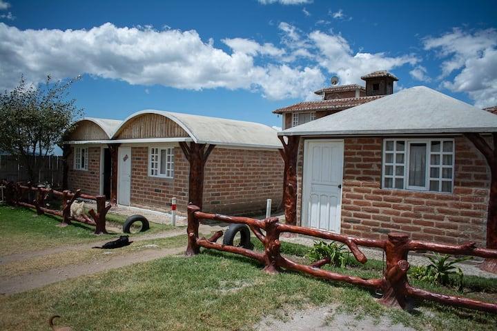 Cómoda y tranquila casa de campo en Tabacundo