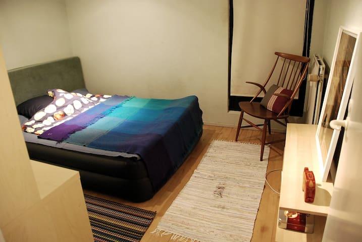 Pænt værelse i naturskønt område - Birkerød - Leilighet