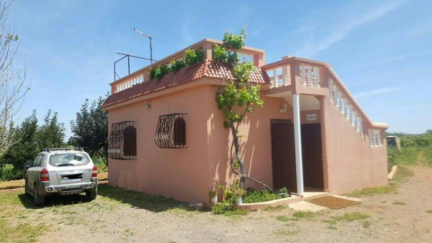Location maison à la fermeBensliman