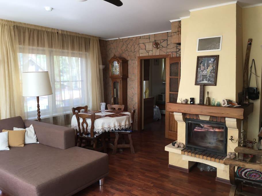 Гостинная /living room