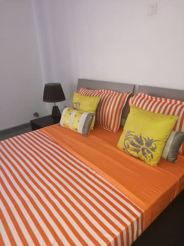 Beautiful furnished 2 bedrooms flat in Point E