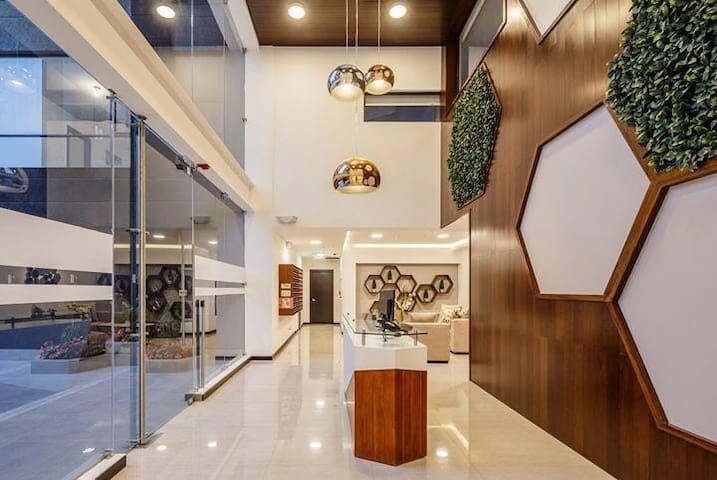 New Luxury Apartment in Quito