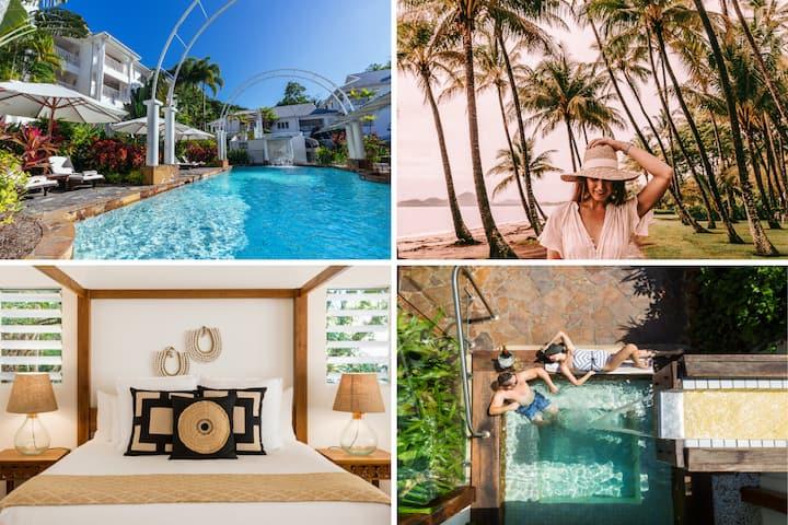 Villa Casablanca, 4 Bedroom with Plunge Pool & Spa