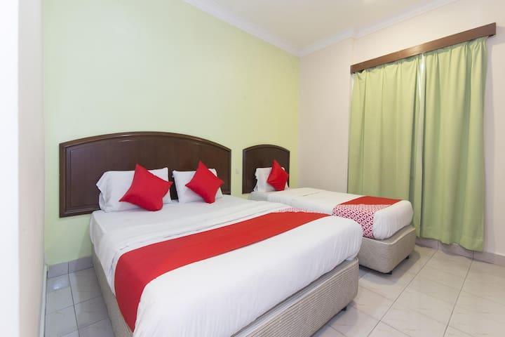 Family Suite Stay@ Hotel Sahara Inn! On Sale