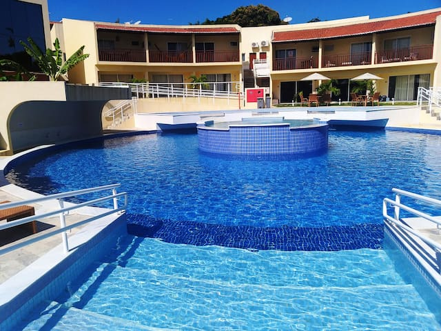 Solar Agua Pipa Elegance Flat  (Centro de Pipa)
