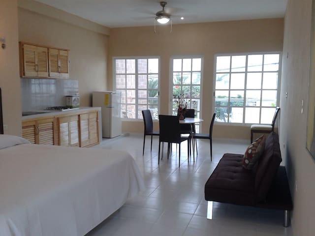 APARTAMENTO CON VISTA AL MAR - Puerto Morelos  - 公寓
