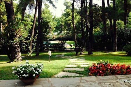 Villa near Sani resort-Sani villas (Chalkidiki) - Chalkidiki - Villa