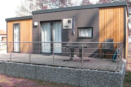 Luxuriöses Mobilheim / Ferienhaus am Murner See - Wackersdorf - Huoneisto