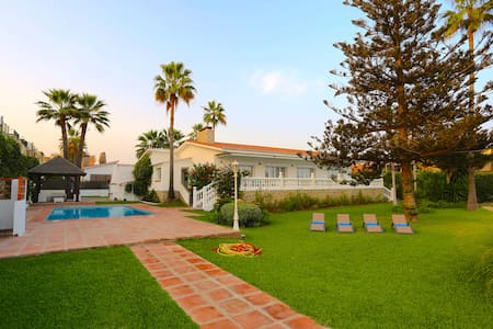 """Villa del Mar"" Boutique Home - Málaga"
