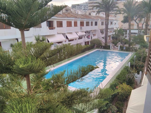 Casa mediterránea en la playa - La Pobla de Farnals - Dům