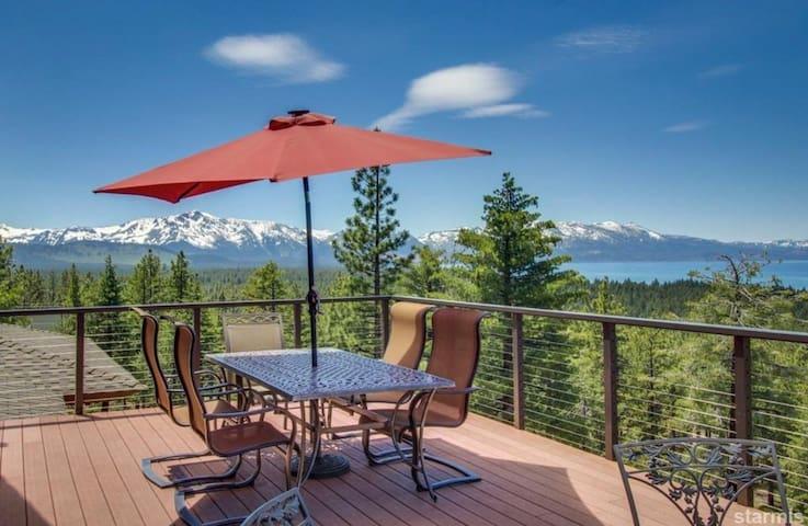 Top deck Lake View