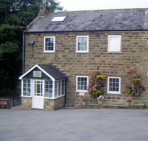 The Firs Bed & Breakfast & Tearoom - Summerbridge - Bed & Breakfast