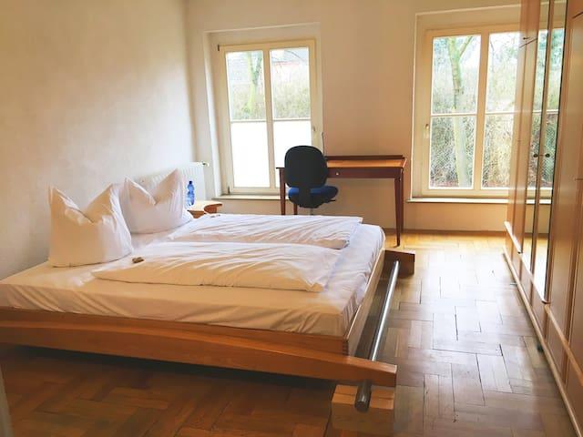 Modernes Apartment auf dem Land - Heideblick - Apto. en complejo residencial