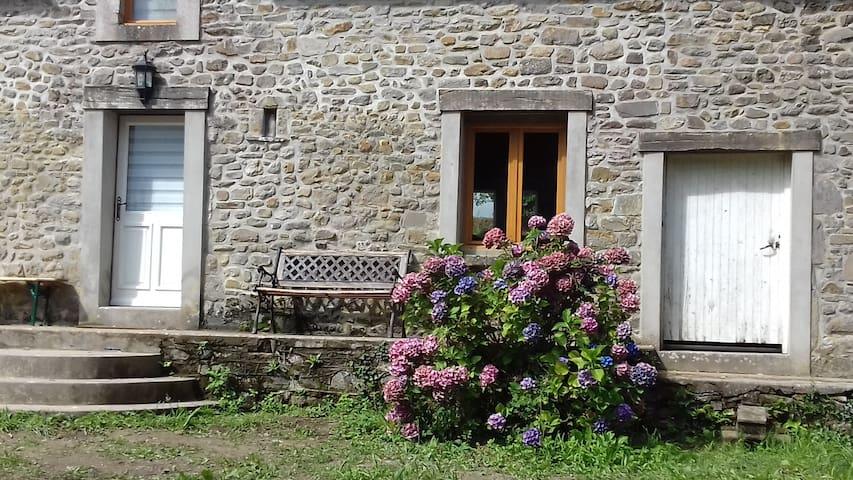 Maison de vacances dans le Cotentin