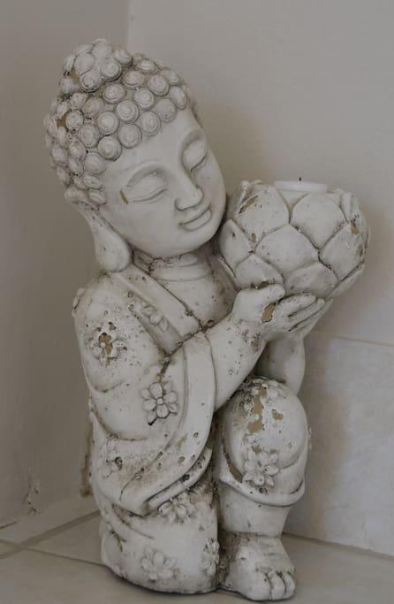 Resident Buddha
