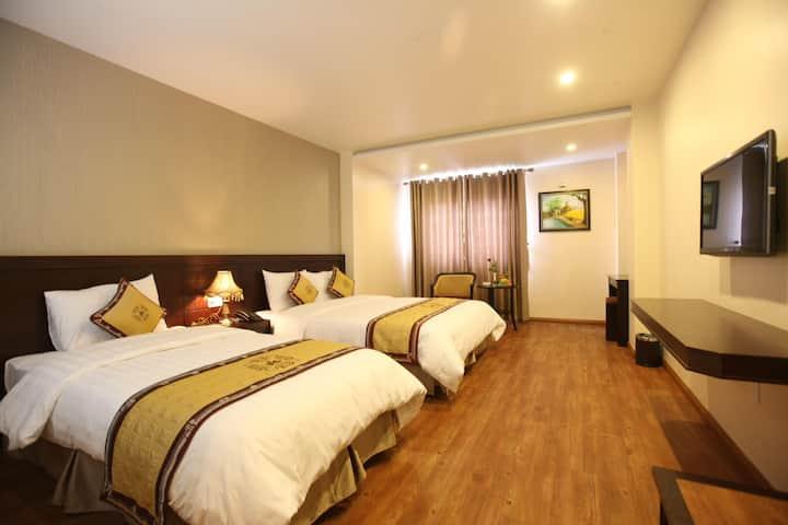 Căn hộ khách sạn Lạc Long