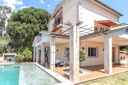 Spacious Private Luxury Villa Resort 5* Near BCN
